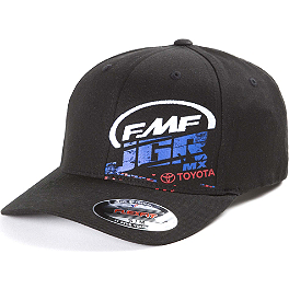 FMF JGR Pit Crew Hat - Factory Effex JGR Level T-Shirt