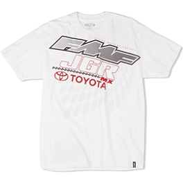 FMF Legion T-Shirt - Alpinestars Faded T-Shirt