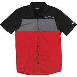 FMF Team Shirt - Fly Racing Button Shirt