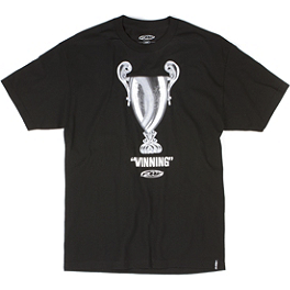 FMF Winning T-Shirt - Fox Concrete Proof T-Shirt