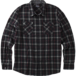FMF Chosen Yarn Dye Flannel - Alpinestars GS Executive Belt