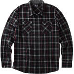 FMF Chosen Yarn Dye Flannel - Utility ATV Mens Shop Shirts