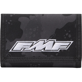 FMF Nightwatch Camo Nylon Wallet - FMF Jumped Beanie