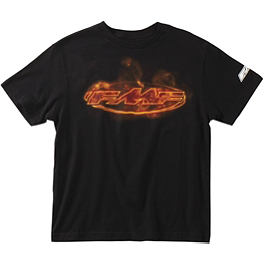 FMF Youth Burn T-Shirt - AXO Hydro Pack