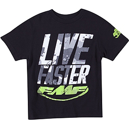 FMF Youth Quickness T-Shirt - Alpinestars Rising Fun T-Shirt