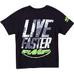 FMF Youth Quickness T-Shirt - Dirt Bike Youth Casual