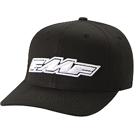 FMF Leroy X-Fit Hat - FMF Factory Classic Don Flexfit Hat