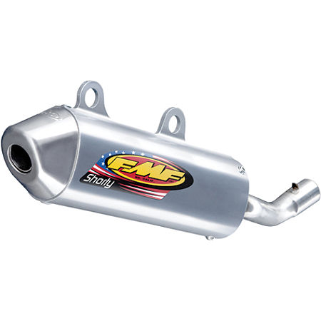 FMF Powercore 2 Shorty Silencer - 2-Stroke - Main
