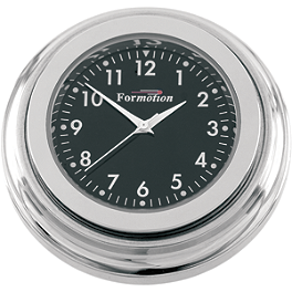 Formotion Flat Mount Clock - Formotion Night Advantage Clock
