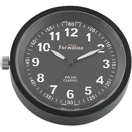 Formotion Snap Back Classic Series Clock - Formotion Snap Back Classic Series Thermometer