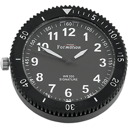 Formotion Snap Back Signature Series Clock - Formotion Snap Back Bolt-On Mount Kit