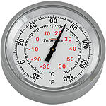 Formotion Snap Back Classic Series Thermometer -  Cruiser Dash and Gauges