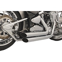 Freedom Performance Amendment Slash-Outs Exhaust - Freedom Performance Patriot Exhaust