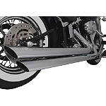 Freedom Performance Patriot Exhaust -  Metric Cruiser Full Exhaust Systems