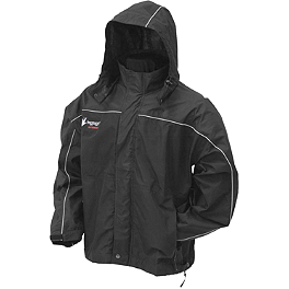 Frogg Toggs Elite Highway Rain Jacket - Nelson-Rigg CAN-AM Spyder Tank Bag
