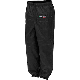 Frogg Toggs Classic Pro Action Rain Pants - Chrome Industries District Expandable Rolltop Backpack