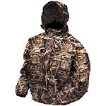 Frogg Toggs Pro Action Camo Rain Jacket - Utility ATV Cold Weather Apparel