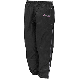 "Frogg Toggs Women's Sweet ""T"" Rain Pants - Scorpion Women's Empire Pants"