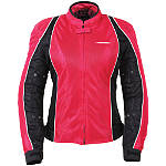 Fieldsheer Women's Breeze 3.0 Jacket - Fieldsheer Motorcycle Products