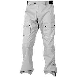 Fieldsheer Slip-On Pants - Icon Hooligan 2 Mesh Overpants
