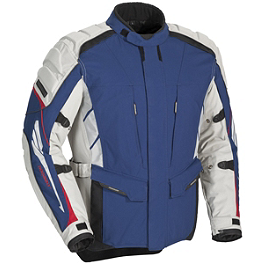 Fieldsheer Adventure Tour Jacket - Alpinestars Valparaiso Drystar Jacket