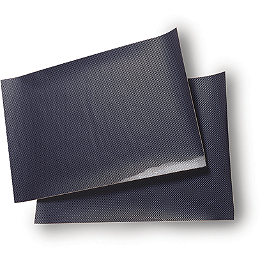 Factory Effex Carbon Fiber Sheets - One Industries Universal Carbon Sheet - 11