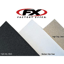 Factory Effex Grip Tape Sheet - Factory Effex Carbon Fiber Sheets