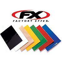 Factory Effex Universal Background Sheets