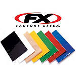 Factory Effex Universal Background Sheets - Dirt Bike Body Parts and Accessories
