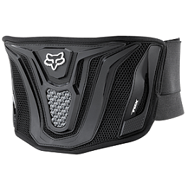 2014 Fox Kidney Black Belt - Troy Lee Designs Shock Doctor KB3305 Kidney Belt