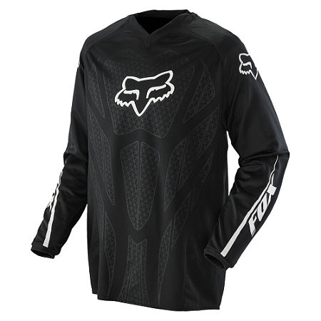 2014 Fox Blackout Jersey - Main