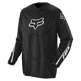 2014 Fox Blackout Jersey - 2013 Fox 360 Jersey - Vibron Vented