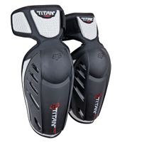 2012 Fox Titan Race Elbow Guards