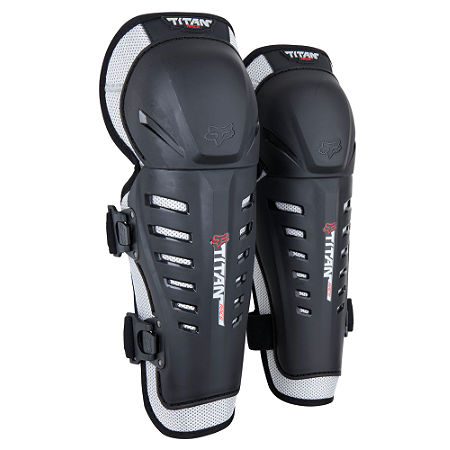 2013 Fox Titan Race Knee Guards - Main
