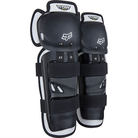 2013 Fox Titan Sport Knee Guards - Main
