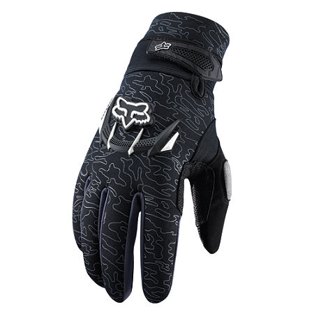 2013 Fox Antifreeze Gloves - Main