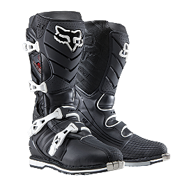 2014 Fox F3R Boots  - 2013 SixSixOne Flight Boots