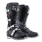 2014 Fox F3R Boots - Dirt Bike & Motocross Protection