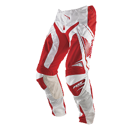 2012 Fox 360 Pants - Honda - 2013 One Industries Carbon Combo - Honda Red