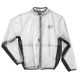 2014 Fox MX Fluid Jacket  - Fox Racing Raincoat