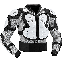 2014 Fox Titan Sport Jacket  - AXO Air Cage
