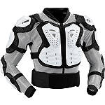 2014 Fox Titan Sport Jacket - Fox Dirt Bike Chest and Back