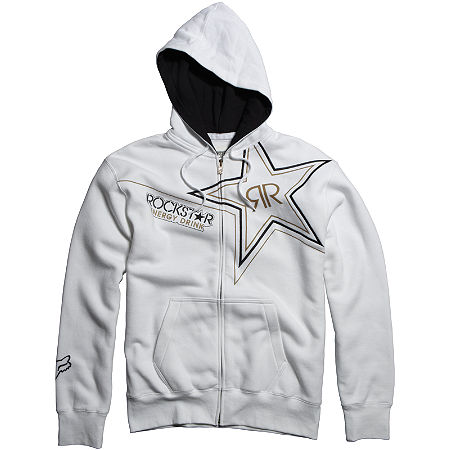 Fox Rockstar Golden Zip Hoody - Main