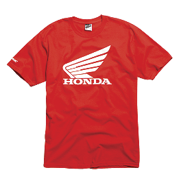 Fox Honda T-Shirt - One Industries Honda Wings Hat