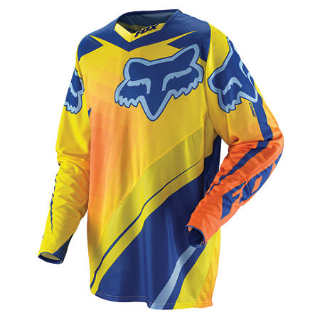 2012 Fox 360 Jersey - Flight - Main
