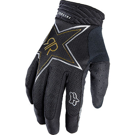 2013 Fox Airline Gloves - Rockstar  - Main