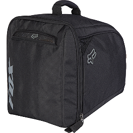 2014 Fox Helmet Bag - Black  - 2014 Fox Goggle Bag - Black