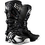 2014 Fox Comp 5 Boots - Undertow - Fox Dirt Bike Protection