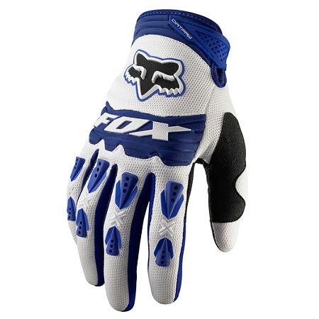 2012 Fox Dirtpaw Gloves - Race - Main