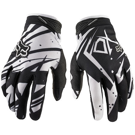 2012 Fox Dirtpaw Gloves - Undertow - Main